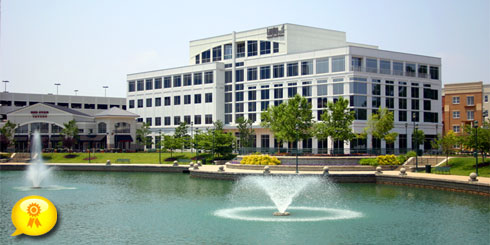 Langley Federal Credit Union Headquarters Newport News, Virginia
