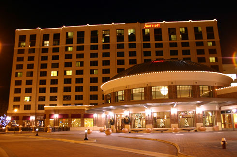 Marriott Hotel And Conference Center Newport News Virginia